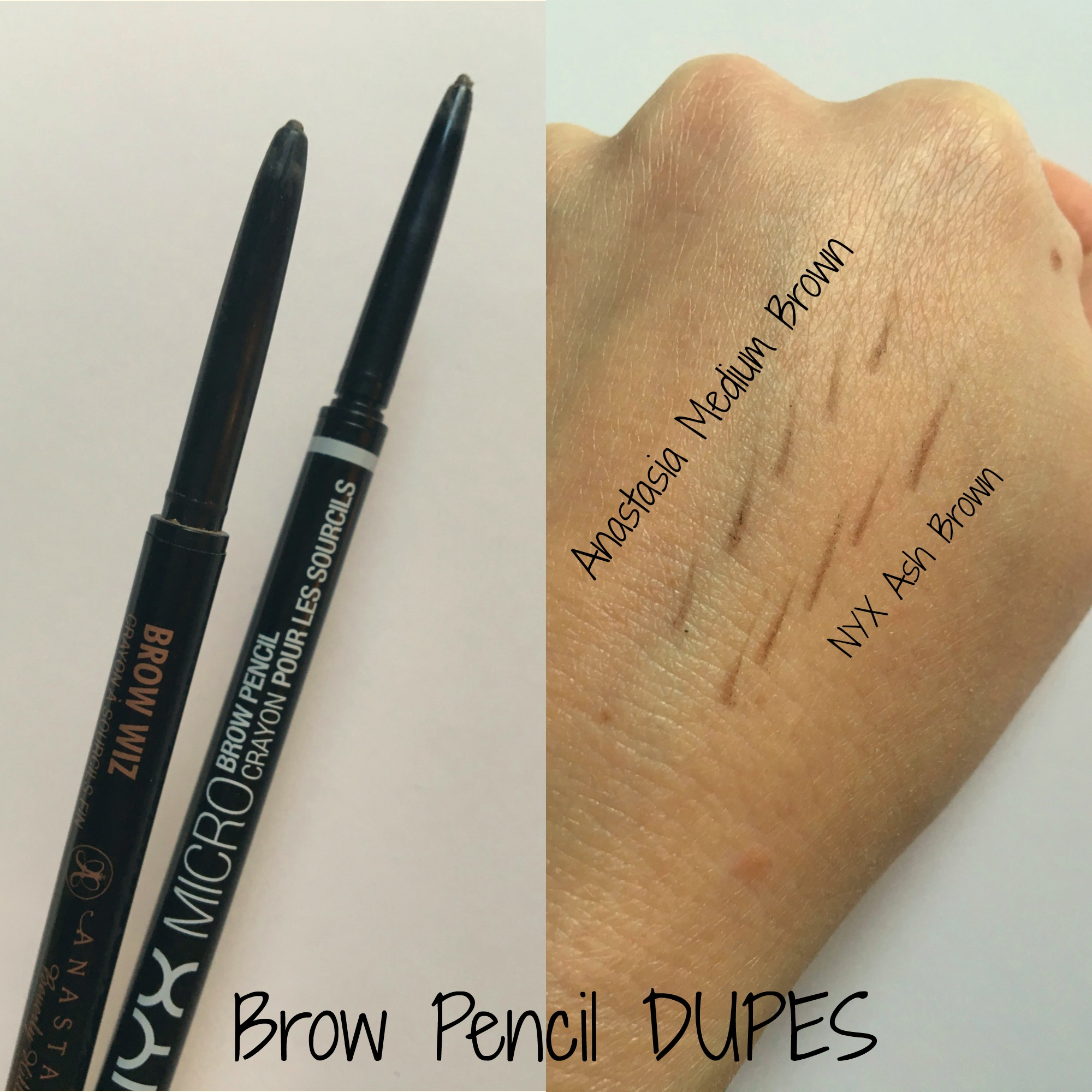 Micro Brow Pencil by NYX Professional Makeup #14